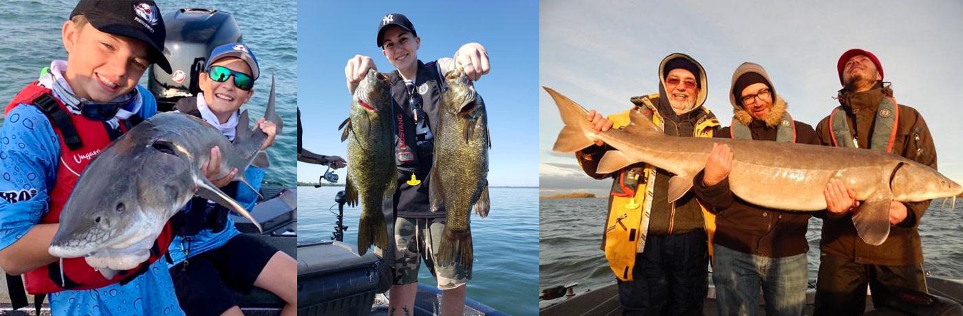 Guide de pêche